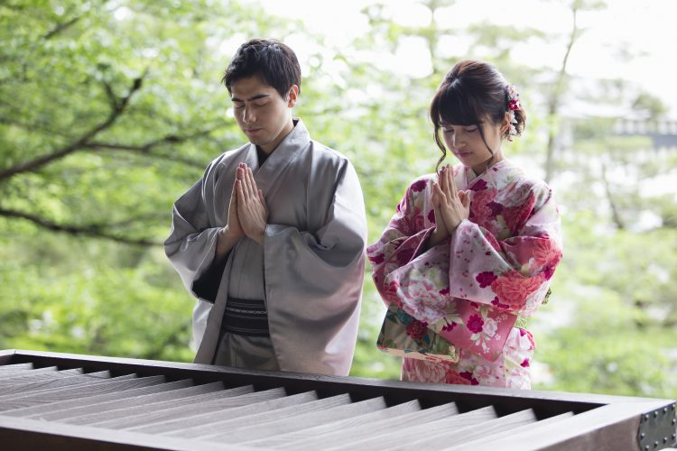 カップルで利用可能!京都の人気おすすめ着物レンタル