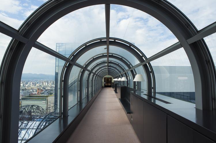 京都駅空中径路