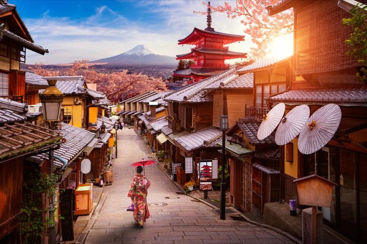 春におすすめ京都のデートスポット
