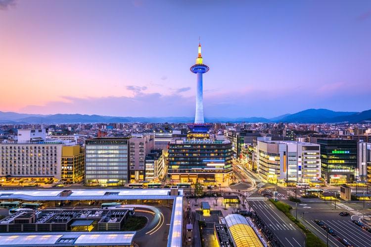 アクセス重視の京都駅エリア