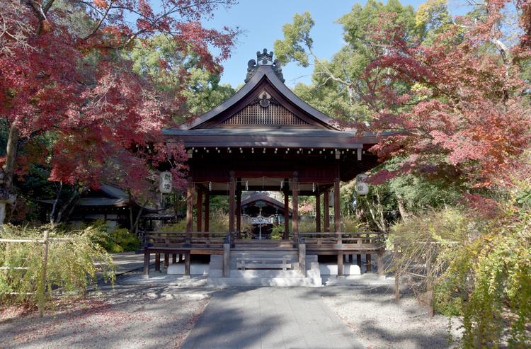 梨木神社初秋の調べ萩まつり