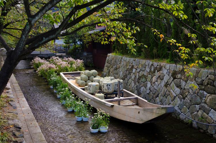 高瀬川舟まつり