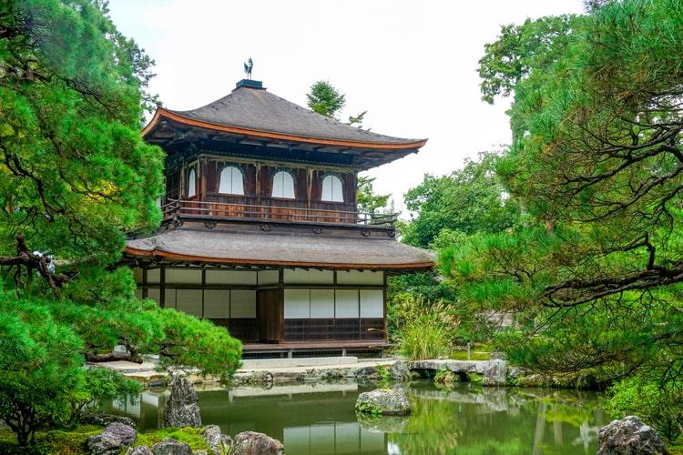 銀閣寺からの行き方