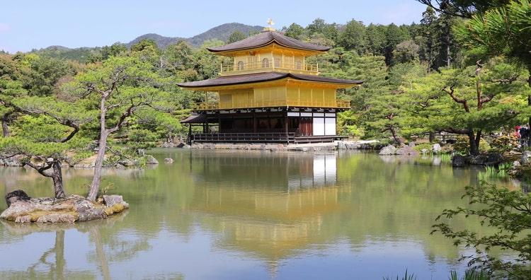 金閣寺へのアクセス方法